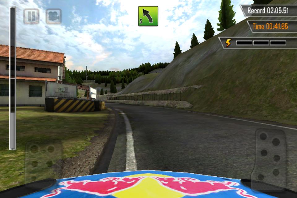 Screenshot WRC: The Game