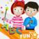 Alphabet Fun: Write & Learn Alphabets